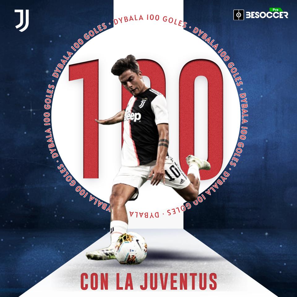 dybala 100 goles