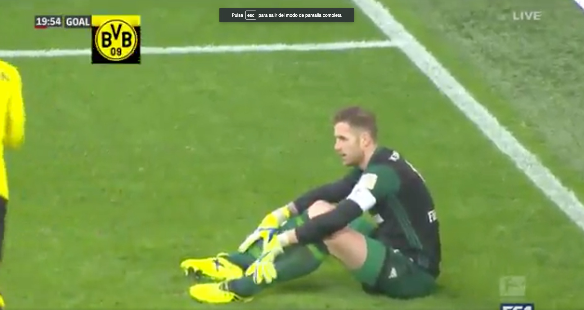 Épica remontada del Schalke 04 ante el Borussia Dortmund