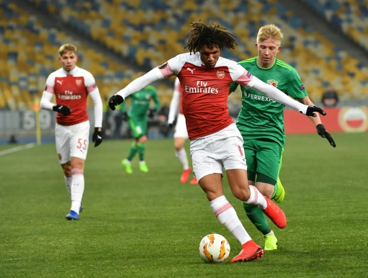 Besiktas once again ask about Elneny