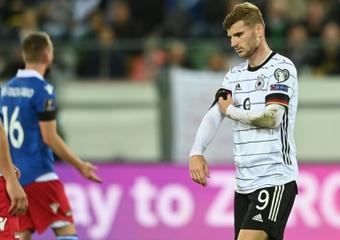 Le Bayern Munich en train de préparer une offre pour Werner ? AFP