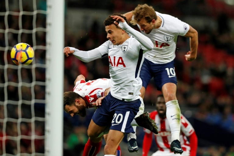 Tottenham en balade contre Stoke City — Premier League