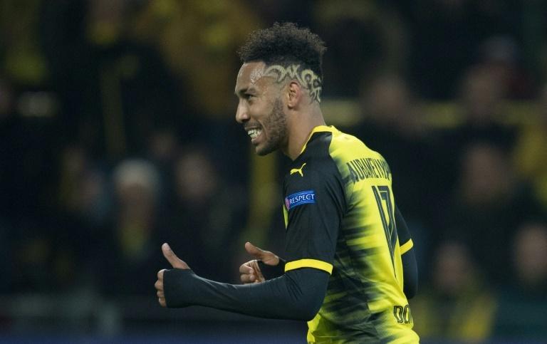 Gabonés Aubameyang revela interés por Atlético de Madrid
