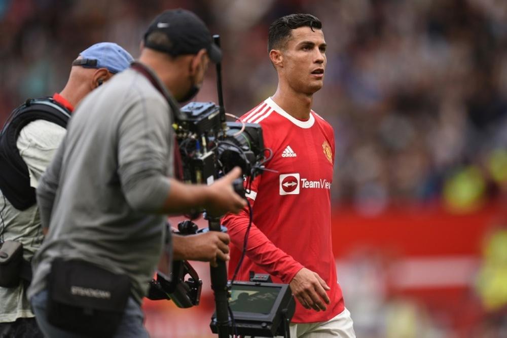 Ferguson sul trasferimento di Ronaldo. AFP