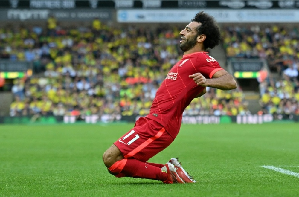 Liverpool vence o Leeds,AFP