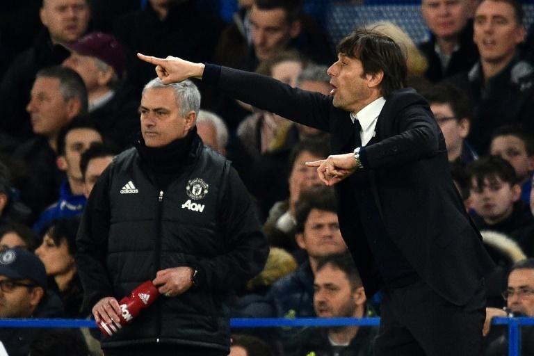 Conte afirma que Mourinho tiene