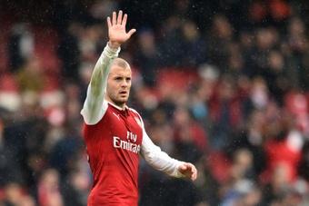 Jack Wilshere de retour à Arsenal ? afp