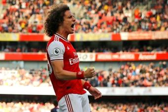 Flamengo prêt à tout pour David Luiz. AFP