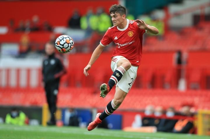 OFFICIEL : Daniel James rejoint Leeds United. AFP