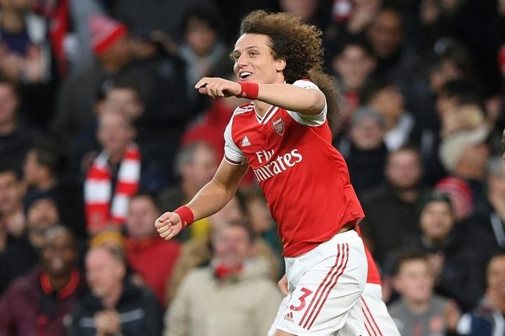 David Luiz dans le viseur de Salernitana ? AFP