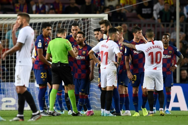 Alineaciones probables de la Jornada 9 de la Liga Santander