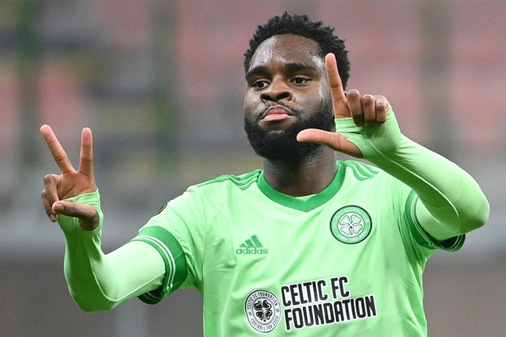 OFFICIEL : Odsonne Edouard rejoint Crystal Palace. AFP