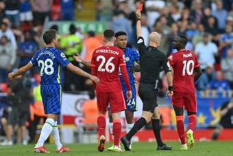 El Chelsea, multado con 29.000 euros... ¡por no controlar a sus jugadores! AFP