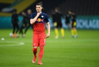 Sabitzer vicino al Bayern. AFP
