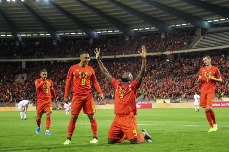 Estas son las selecciones clasificadas para la Eurocopa 2020: Bélgica