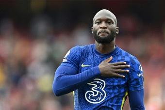 ''O Inter tirou-me da merd*, só o podia deixar pelo Chelsea''.AFP