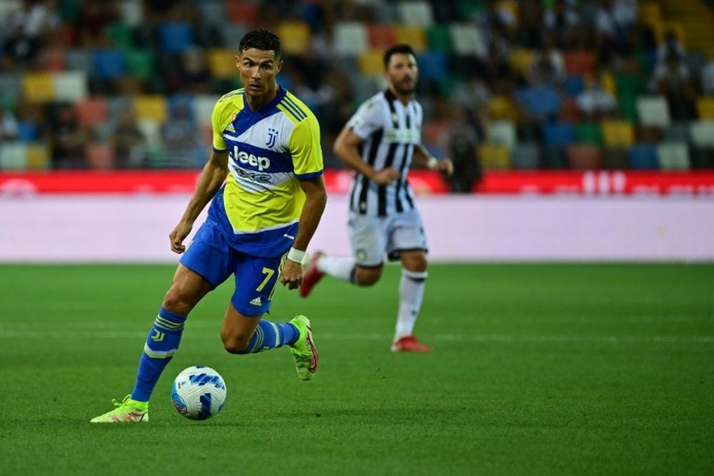 Mendes vola a Torino per risolvere il futuro di Ronaldo. AFP