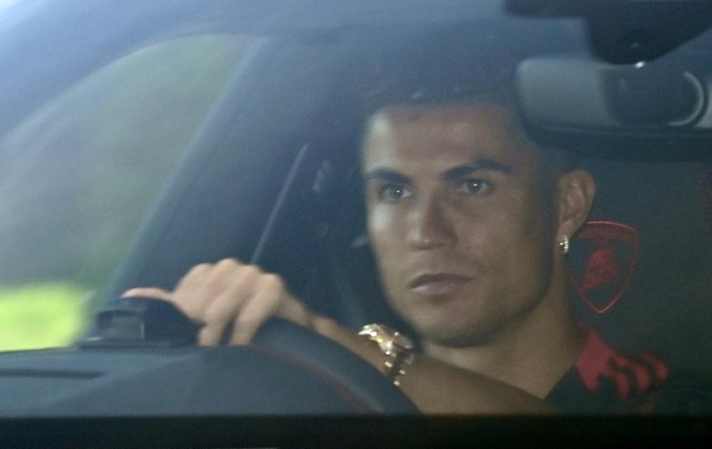 La priorité de Cristiano était City, pas United. afp
