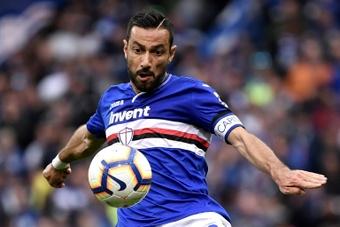 Le formazioni ufficiali di Sassuolo-Sampdoria. AFP