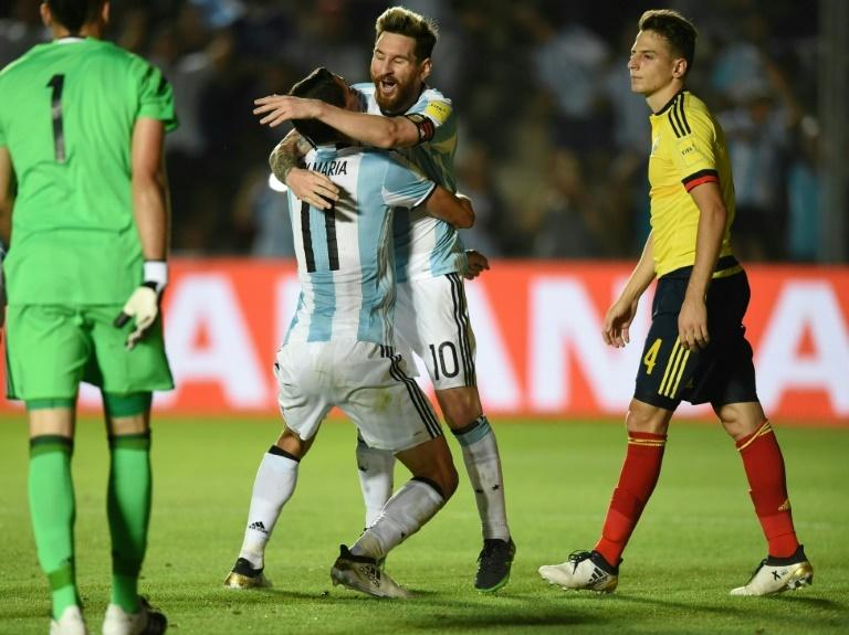 Di María reveló un discurso de Messi que hizo llorar a la Selección Argentina