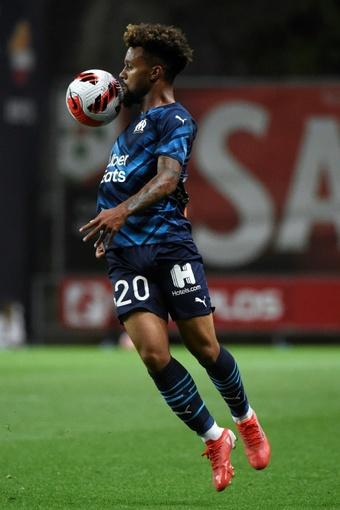 Konrad revient sur ses débuts en Ligue 1. AFP