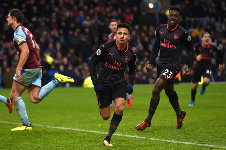Arsenal s'arrache à Burnley (1-0) — Résultats Premier League