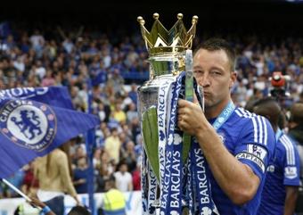 John Terry : Mourinho est le meilleur entraîneur avec lequel j'ai travaillé. afp