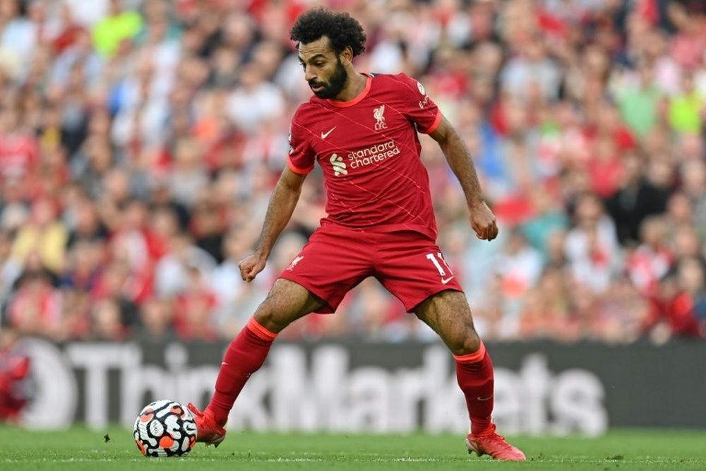 Salah wants to be paid more than 30 million euros. AFP