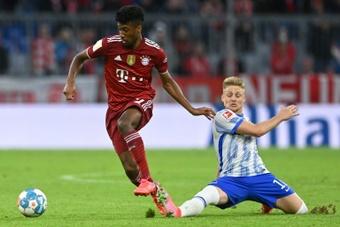 Gran noticia: el héroe del Bayern está de vuelta. AFP