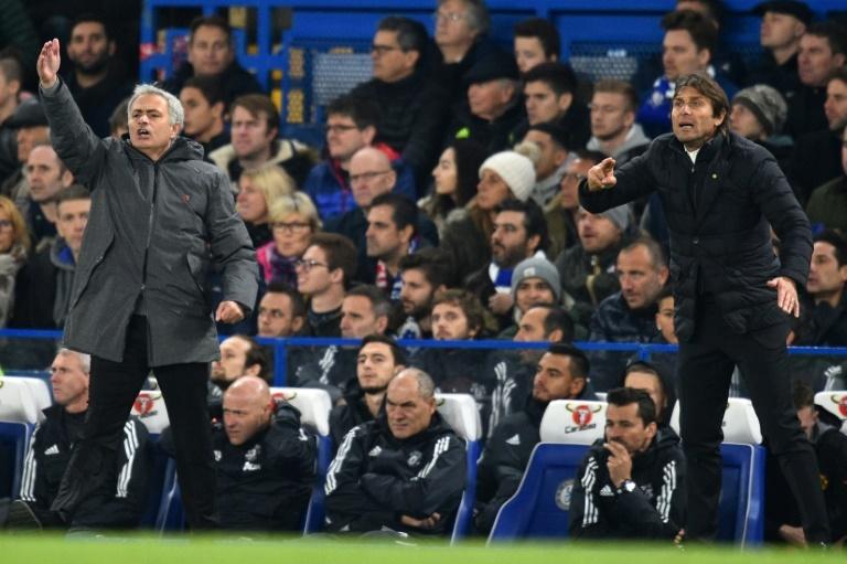 Un malaise perceptible pour Mourinho — Manchester United