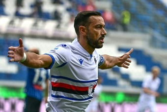 Le formazioni ufficiali di Sampdoria-Napoli. AFP