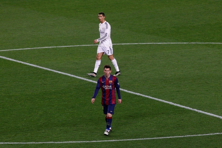Lionel Messi superó a Cristiano Ronaldo como máximo goleador del 2017