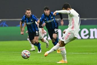Inter de Milão - Real Madrid: escalações confirmadas. AFP