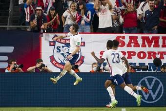 Actualidad del día en el fútbol estadounidense a 9 de septiembre de 2021. AFP
