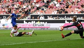 Wirtz et Leverkusen s'imposent à Stuttgart malgré l'infériorité numérique
