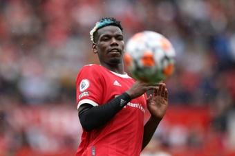 Il Manchester United si rifiuta di lasciarsi sfuggire Paul Pogba. AFP