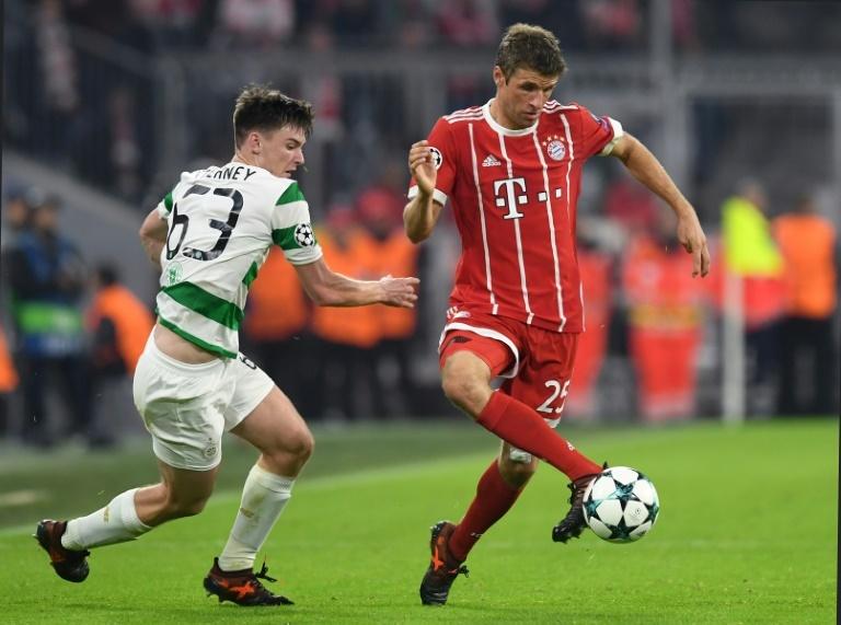Bayern - Coman lance le match contre le PSG
