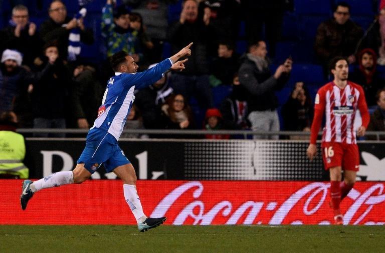 Première défaite de la saison pour l'Atlético, contre l'Espanyol — Liga