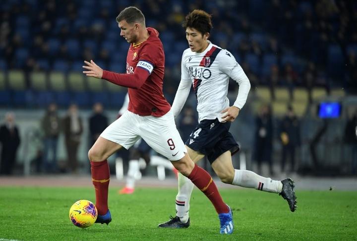 Arsenal va dépenser 20 millions d'euros pour Tomiyasu. AFP