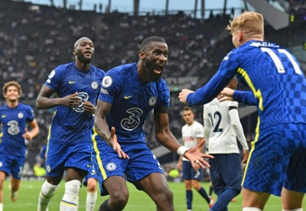 Rudiger could be on his way to Allianz Arena. AFP