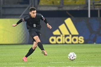 Le Bayern Munich confirme la blessure de Jamal Musiala