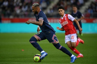 Neymar has cost PSG millions. AFP