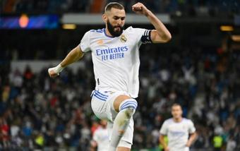 Le probabili formazioni di Real Madrid-Villarreal. AFP