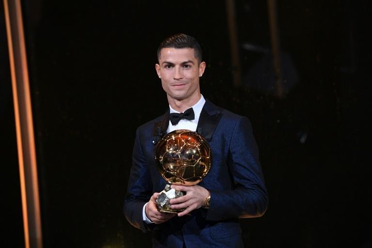 Cristiano Ronaldo gana el Balón de Oro en 2017
