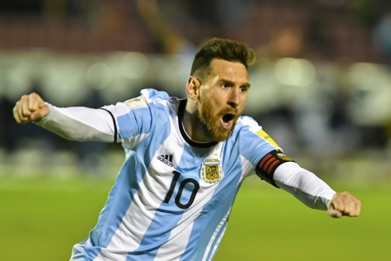 Messi qualifie Mateo, son cadet, de