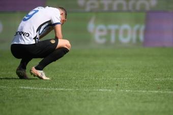 Ultim'ora del calcio italiano in data 13 settembre 2021. AFP