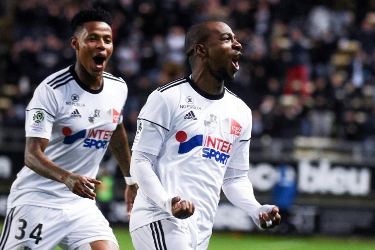 Coupe de la Ligue : Montpellier, le PSG, l'OGCN et Amiens qualifiés (terminé)