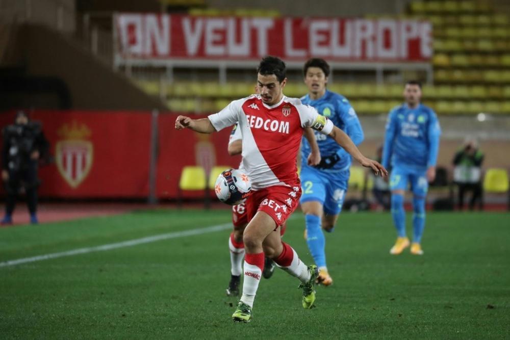 Compos probables : Monaco-Marseille. AFP