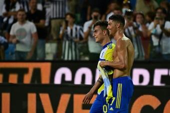 Chiellini tourne la page Cristiano Ronaldo. afp