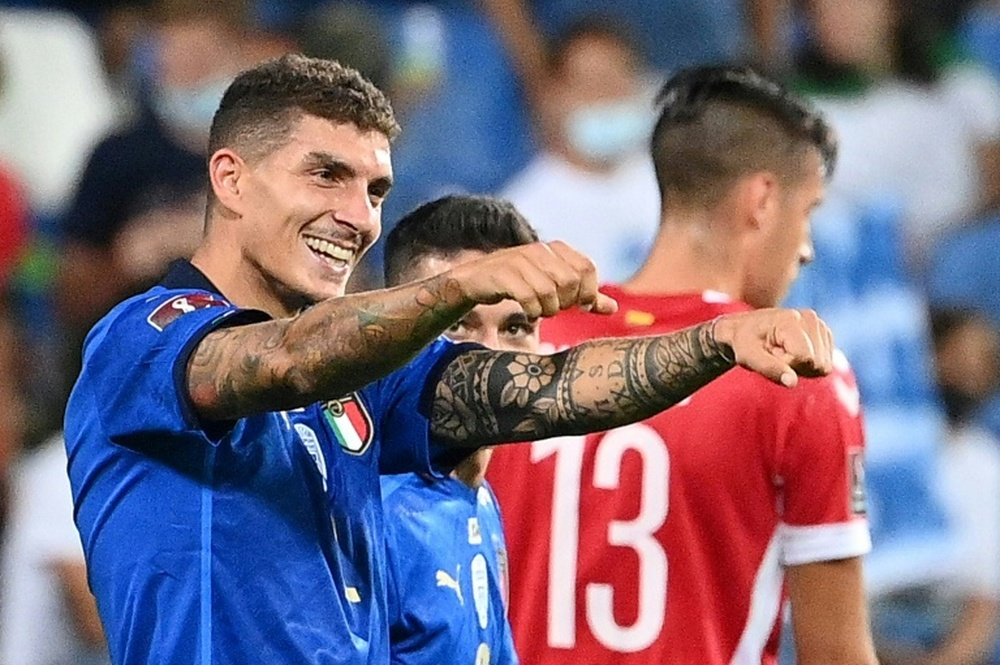 L'Italie s'offre un record d'invincibilité avec 37 matchs sans perdre. afp