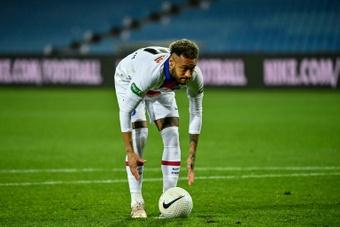 Compos probables : PSG-Montpellier. AFP